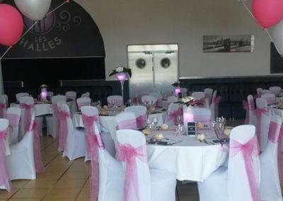 Organisation de mariage a St Vulbas - salle 1