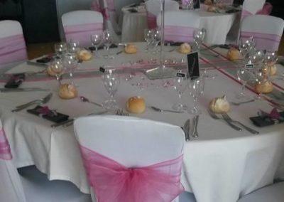 Organisation de mariage a St Vulbas - salle 3