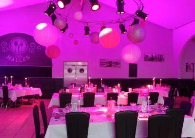 Organisation de mariage a St Vulbas - soiree